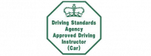 Driving Standards Agency Approved.